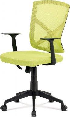 Kancelářská židle KA-H102 GRN, zelená