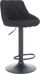 Barová židle TERKAN, černá