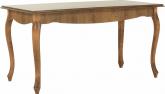 Jídelní stůl VILAR DA19, dub lefkas
