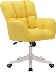 Designové kancelářské křeslo LOREL, žlutá