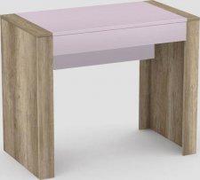 Dětský psací stůl REA JAMIE -R DUB CANYON