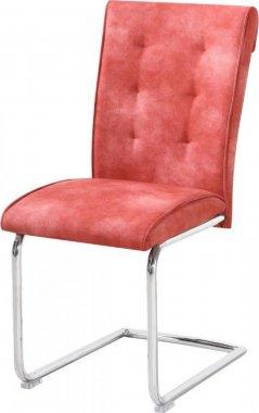 Jídelní židle Dallas červená