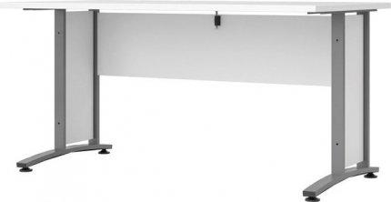 Psací stůl Office 402/437 ořech/silver grey