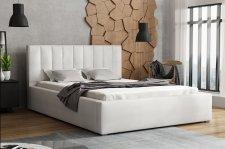 Čalouněná postel LUCINI 160x200, výběr látek