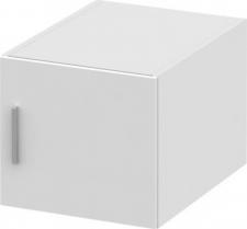 Nádstavec INVITA  TYP 6 na skříň, bílá