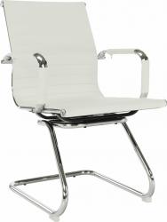 Konferenční židle AZURE 2 NEW TYP 2, bílá