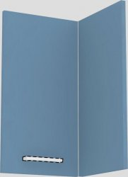 REA ALFA DPR-60-57- POW. BLUE DPR-60-57-PB