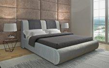Čalouněná postel PLATINUM 180x200, výběr látek