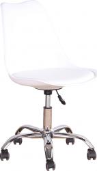 Kancelářská židle DARISA NEW, bílá