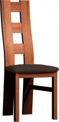 Čalouněná židle TADEÁŠ dub stoletý/Victoria 36