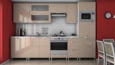 Kuchyňská linka Roksana RLG 300 cm, capucino