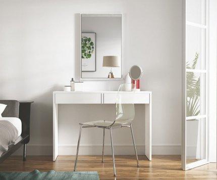 Toaletní stolek ASTRAL bílá
