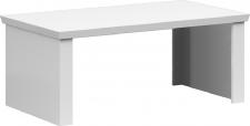Konferenční stolek ARYAN, bílá