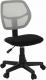 Dětská židle MESH, šedá/černá