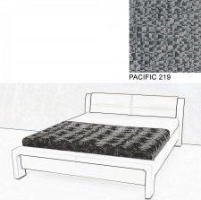 Čalouněná postel AVA CHELLO 180x200, PACIFIC 219