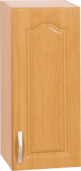 Horní kuchyňská skříňka LORA NEW KLASIK W40 / 735 pravá, olše