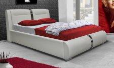 Čalouněná postel CARINA VII 160x200, výběr látek