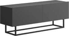 Televizní stolek RTV SPRING ERTV120 bez podstavy, grafit