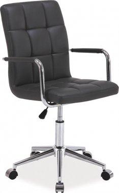 Kancelářská židle Q-022, šedá