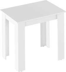 Jídelní stůl TARINIO, bílá