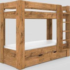 Patrová postel REA PIKACHU 80x200 pravá, LANCELOT