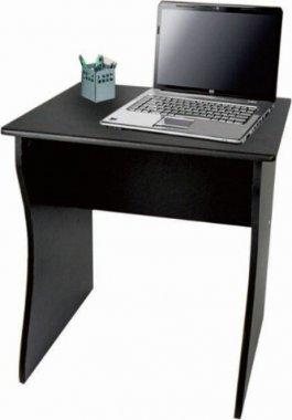 PC stůl, černá, TORVI
