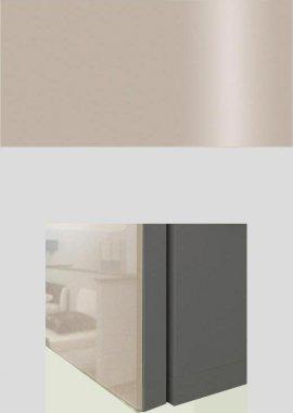 REA REBECCA 7D/L GRAPHITE+ lacobel CAPPUCCINO 7D/L-C