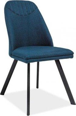 Jídelní židle PABLO tmavě modrá