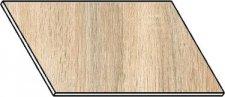 Kuchyňská pracovní deska 90 cm dub sonoma