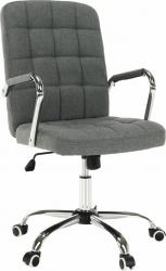 Kancelářská židle MORGEN, šedá