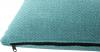Rozkládací retro křeslo ARKADIA, tyrkysová