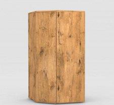 Rohová šatní skříň REA AMY 32/180 LANCELOT