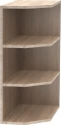Spodní kuchyňská skříňka NOVA PLUS NOPL-052-0S ukončovací, dub sonoma