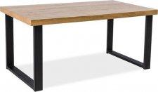 Jídelní stůl UMBERTO 150x90 dub masiv