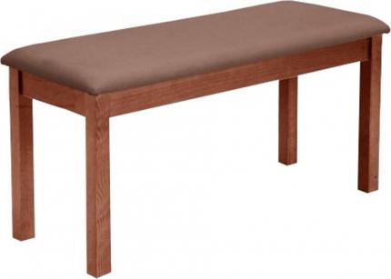 Jídelní lavice, třešeň/hnědá, DUNA