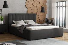 Čalouněná postel LUCINI 120x200, výběr látek