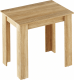 Jídelní stůl TARINIO, dub sonoma