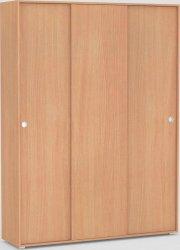 Šatní skříň REA LARY S6/200 BUK