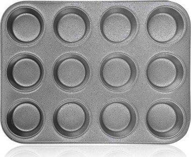 Forma na muffiny Banquet Granite, 12 otvorů
