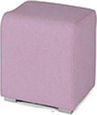 Taburet C růžový