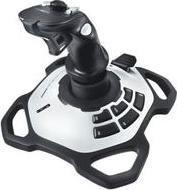LOGITECH joystick Extreme 3D Pro, New Packaging, zpětná vazba